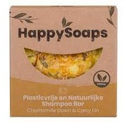 Happy Soaps Chamomile Down & Carry On Shampoo Bar