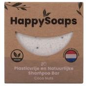 Happy Soaps Coconuts  Shampoo Bar