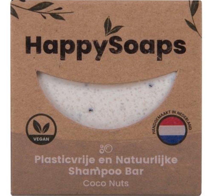 Coconuts  Shampoo Bar