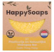 Happy Soaps Fresh Bergamot Shampoo Bar