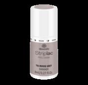 Alessandro Striplac 116 Mouse Grey Shimmer Gel Nagellak