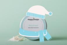 Happysoaps producten en kou