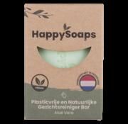 Happy Soaps Aloe Vera Gezicht reiniging Bar