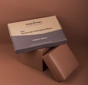 Happy Soaps Giftbox  Herbs & Spices medium