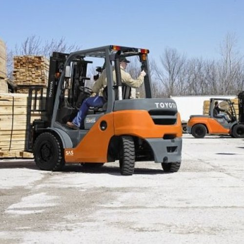 Diesel Heftruck 4.0 ton
