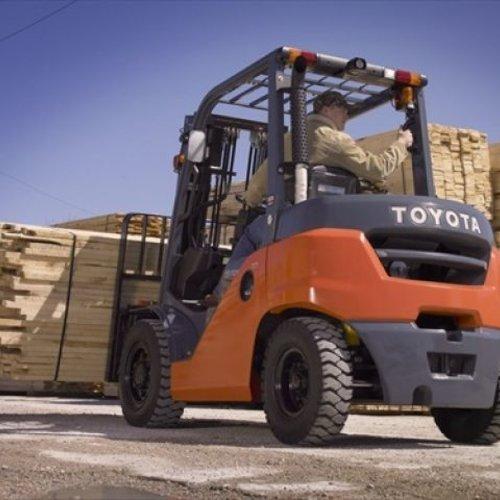 Diesel Heftruck 4.5 ton