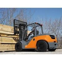 Diesel Heftruck huren 6.0 ton