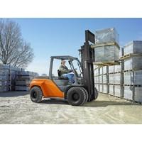 Diesel Heftruck huren 8.0 ton
