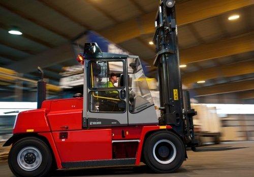 Diesel Heftruck 10 ton
