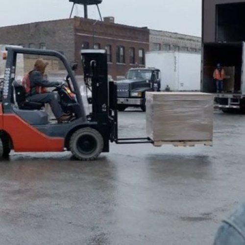 LPG Heftruck 3.5 ton