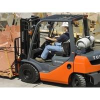 LPG Heftruck huren 4.0 ton