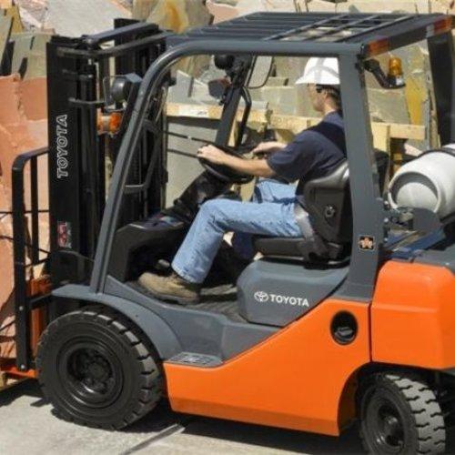 LPG Heftruck 4.0 ton