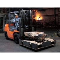 LPG Heftruck huren 8.0 ton