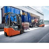 Elektrische Heftruck huren 2.0 ton 3-wiel