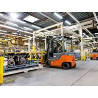 Elektrische Heftruck huren 2.5 ton