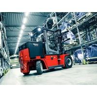 Elektrische Heftruck huren 9.0 ton