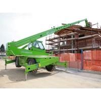 Roterende verreiker 4.5 ton en 20.8 meter bereik