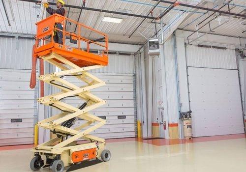 Elektrische schaarlift 11.5 meter