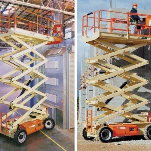 Elektrische schaarlift 12 meter