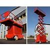 Sky High Rental Elektrische schaarlift 17 meter