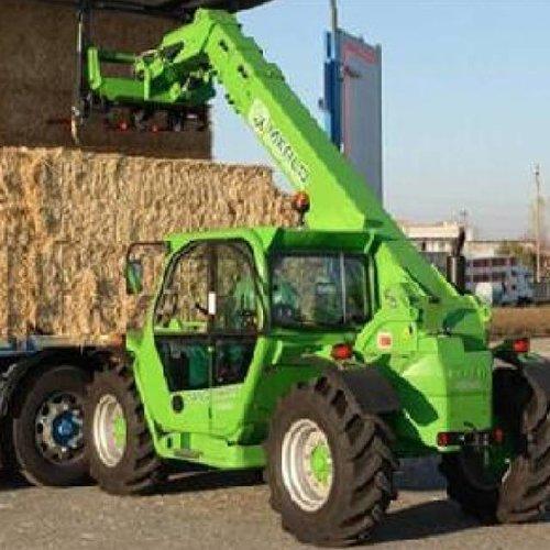 Starre verreiker 2.8 ton en 8 meter bereik