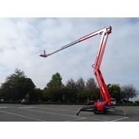 Spinhoogwerker 27 meter huren