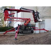 Spinhoogwerker 15 meter huren