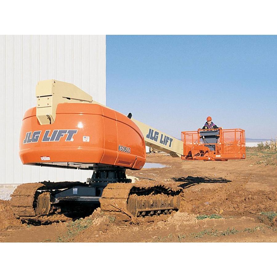 Diesel Rupshoogwerker 22 meter huren