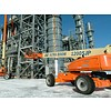 Sky High Rental Diesel Telescoophoogwerker 38 meter huren