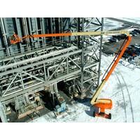 Diesel Knikarmhoogwerker 40 meter huren
