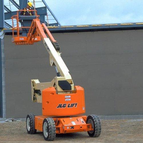 Elektrische Knikarmhoogwerker 15 meter