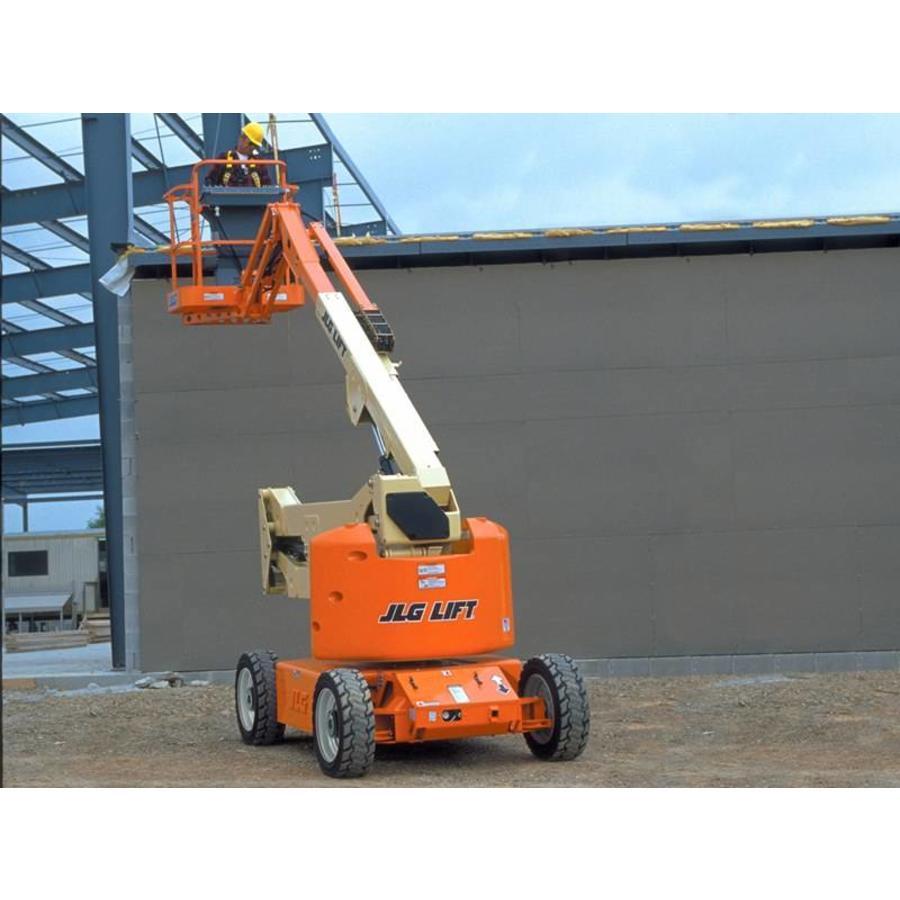 Elektrische Knikarmhoogwerker 15 meter huren
