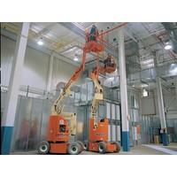 Elektrische Knikarmhoogwerker 11 meter huren