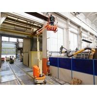 Elektrische Masthoogwerker 8 meter huren