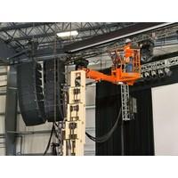 Elektrische Masthoogwerker 12 meter huren