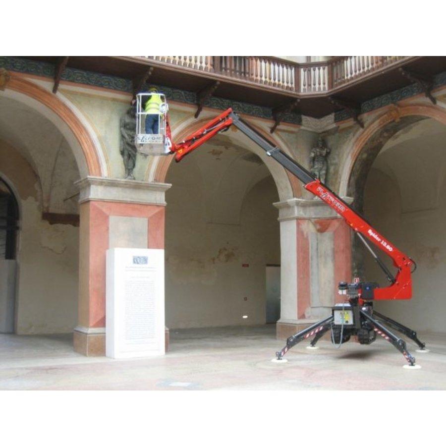 Spinhoogwerker 13 meter huren