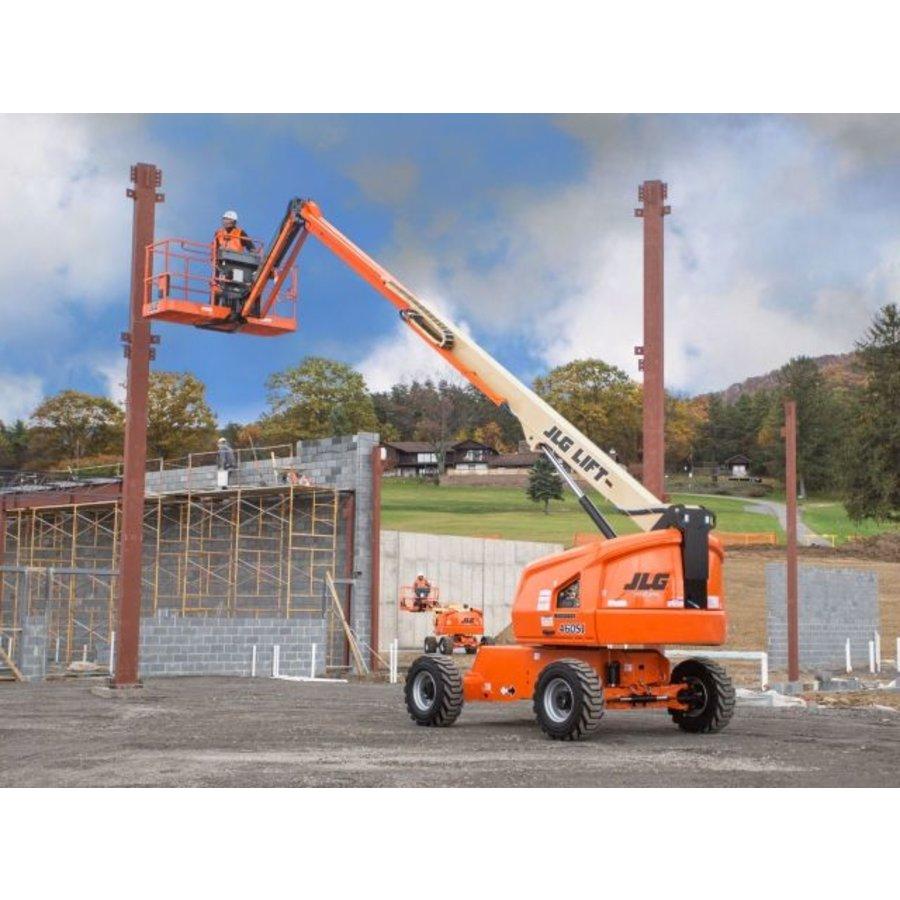 Diesel Telescoophoogwerker 15.8 meter