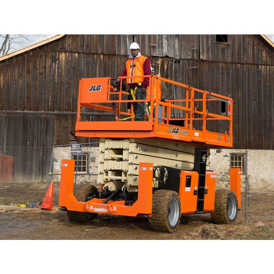 Diesel Schaarlift 18  meter huren