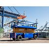 Sky High Rental Diesel Schaarlift 21,5  meter huren