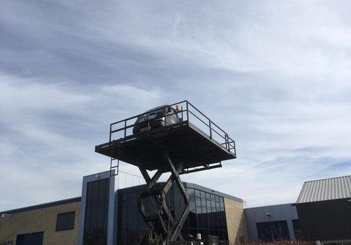 Platform Hoogwerker 9.5m