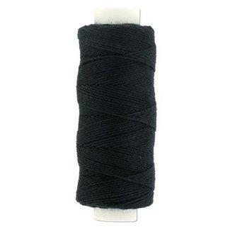 Weavedraad Zwart