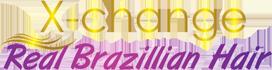 Pruiken, haarwerken & extensions - X-change Real Brazilian Hair