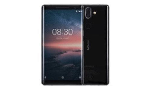 Nokia 8 (2018) reparatie