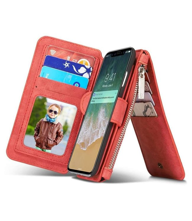 c78c7be8cab CaseMe Retro Portemonnee case - GSM Westland