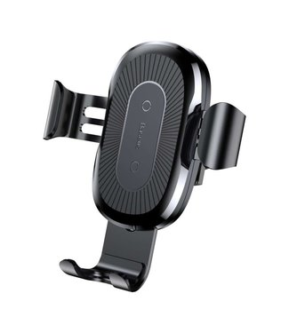 Baseus Baseus Qi Wireless Car Holder With Vent mount