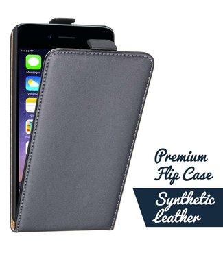 Just in Case Just in Case Elegant flip case Apple iPhone 7 (Black)