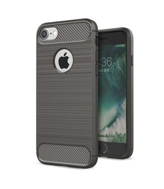 Just in Case Just in Case Rugged TPU Apple iPhone 7 / 8 Case (Grey)