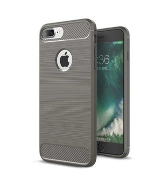Just in Case Just in Case Rugged TPU Apple iPhone 7 Plus Case (Grey)