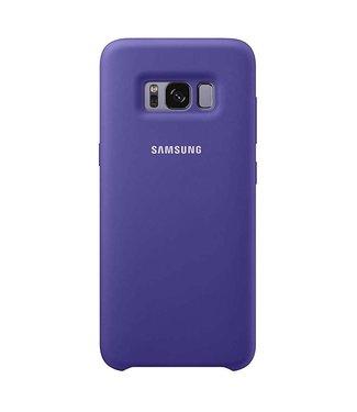 GSM Westland Samsung Galaxy S8 Silicone Cover (Violet) EF-PG950TV