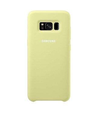 GSM Westland Samsung Galaxy S8 Silicone Cover (Green) EF-PG950TG